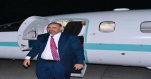 عـــاجل.. برئاسة الرئيس عيدروس الزٌبيدي وفد #المجلس_الانتـقالي الجنوبي يصل جدة