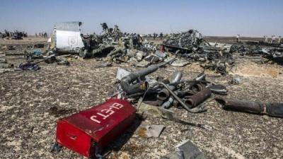 كشف هوية متورط في تفجير الطائرة الروسية فوق سيناء