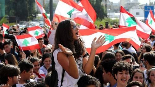 دعوات لإضراب عام في اليوم الـ27 للمظاهرات في لبنان
