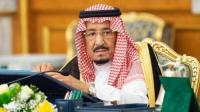 الملك سلمان يعزي ترامب بعد مقتل أميركيين على يد طالب سعودي