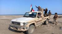 استهداف رتل عسكري لمليشيا الاصلاح بكمين بالمحفد