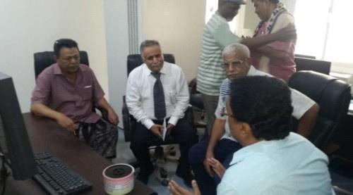 افتتاح مركز الرنين المغناطيسي في مستشفى باصهيب العسكري ب#العاصمة_عدن