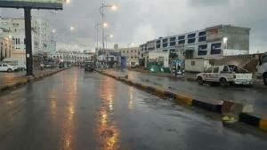 توقعات بهطول أمطار في هذه المحافظات