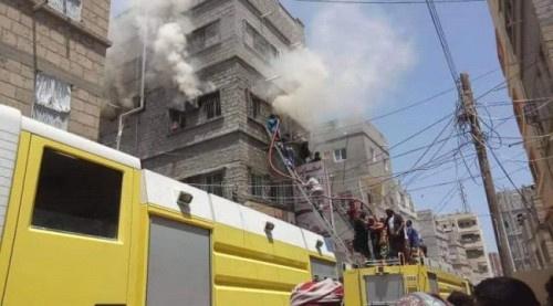 وفاة ام وابنتها بحريق منزلهم في المكلا.. والمحافظ يوجه بالتحقيق
