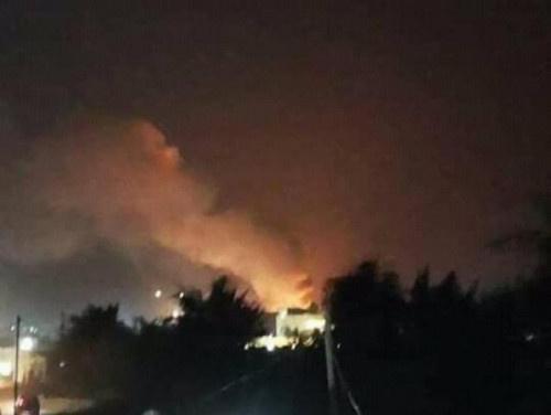 انفجار عنيف يهز مدينة مأرب.. ومصدر يكشف السبب!
