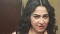 حبس فنانة مصرية قتلت زوجها طعناً خلال مشاجرة