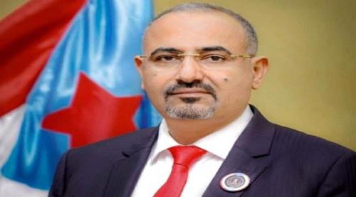 الرئيس الزُبيدي يُعزي في وفاة المناضل فضل صالح شكع