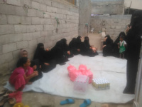 انتقالي زنجبار يستهدف مركز سواحل النسوي ضمن مبادرة افطار الصائم في المديرية
