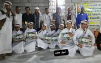 حجر الضالع تشهد حفل تكريم لحفظة القرآن الكريم من أبناء المديرية