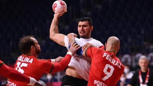 """انتصار """"ساحق"""" لمنتخب كرة اليد المصري في طوكيو"""