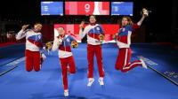 """حصيلة اليوم السادس لميداليات أولمبياد """"طوكيو 2020"""""""