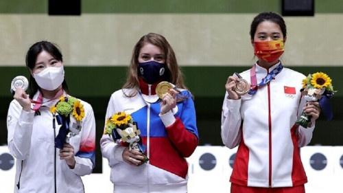 """حصيلة اليوم السابع لميداليات أولمبياد """"طوكيو 2020"""""""