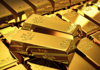 الذهب يصعد بفعل هبوط الدولار