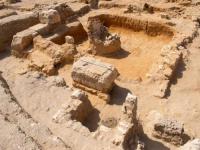 اكتشاف ضاحية سكنية وتجارية من العصرين اليوناني والروماني في مصر