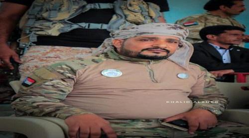 قائد معسكر رأس عباس: جاهزون للدفاع عن الوطن ونؤكد سيرنا خلف الرئيس القائد عيدروس الزبيدي