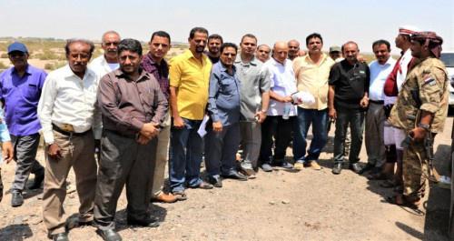 تمهيدا لإزالتها.. حصر أعمال البسط في مخطط الجمعيات السكنية بالعاصمة عدن