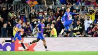برشلونة يحقق فوزه الأول في دوري الأبطال على حساب دينامو كييف